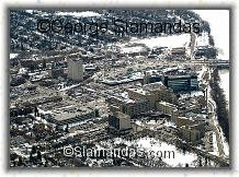 C2-09-7894-Aerial-View-Winnipeg-St-Boniface-Hospital-Looking-South